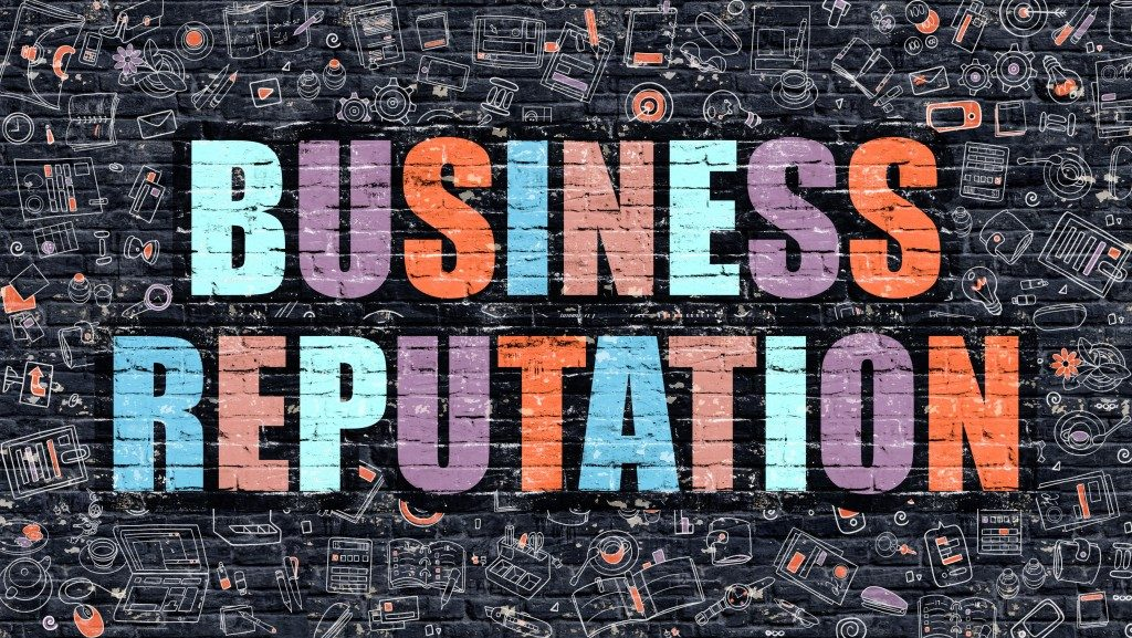business reputation design