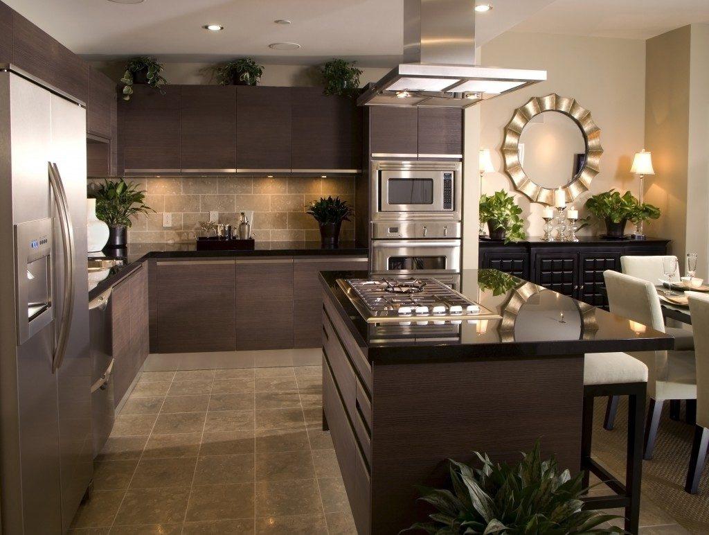 Kitchen Interior Design Architecture