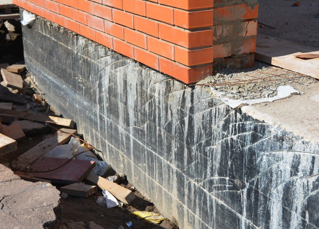 Foundation Waterproofing and Damp proofing Coatings