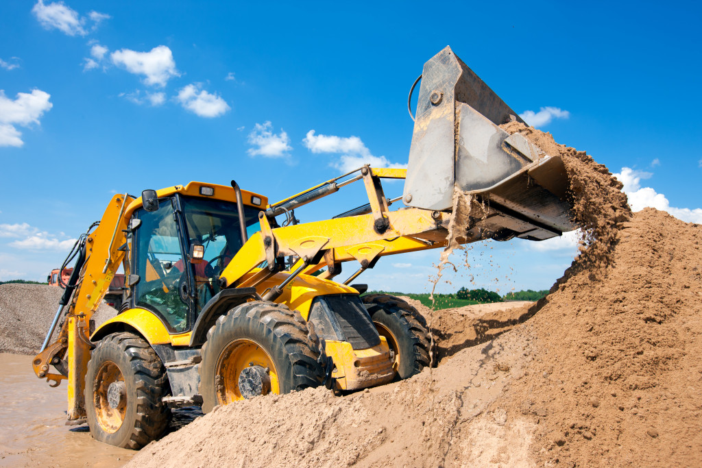 heavy machinery equipment