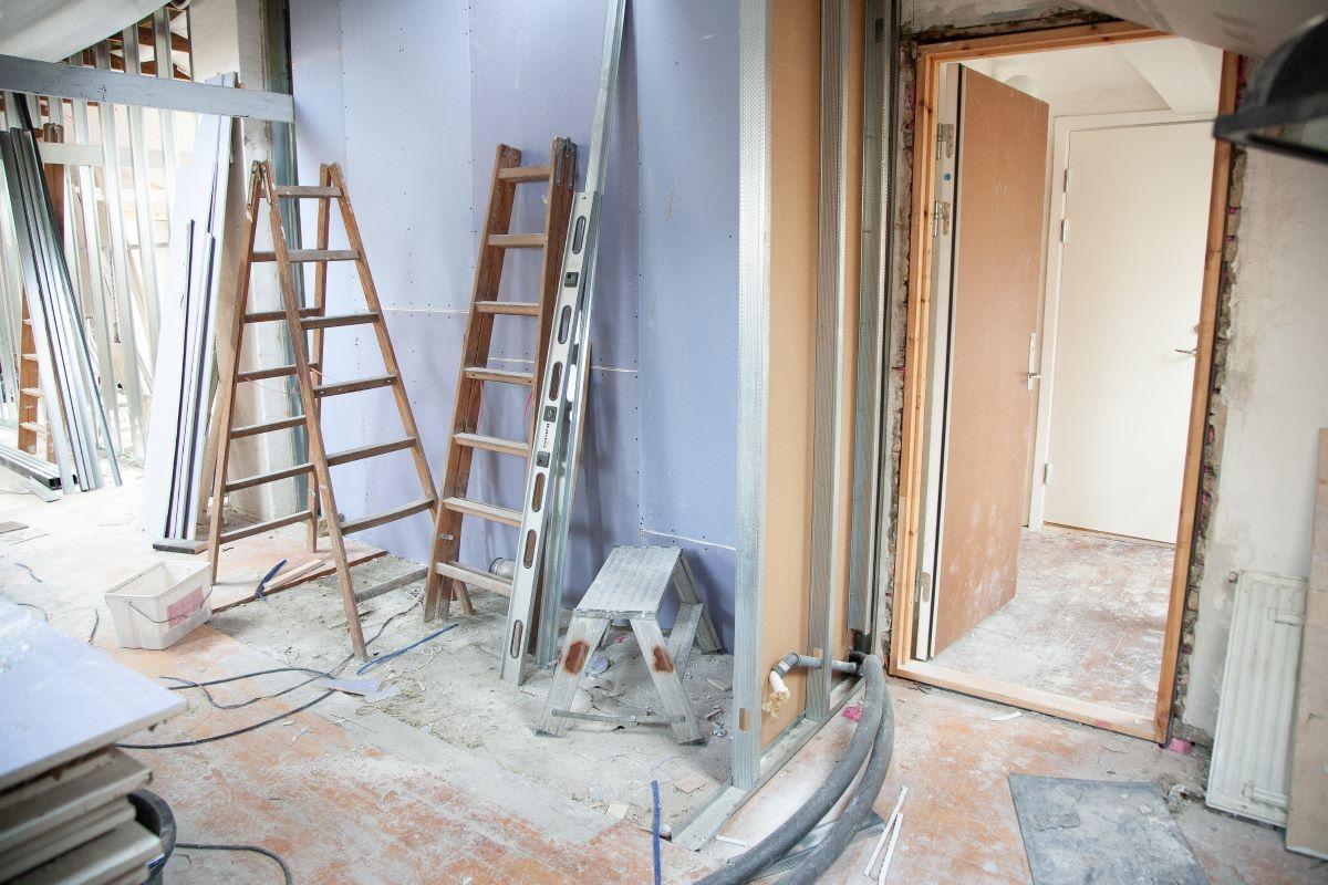 home improvement interior renovation