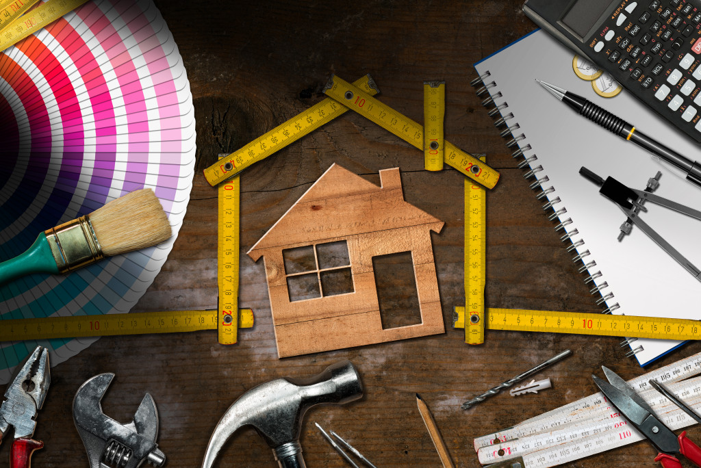 home repairs concept